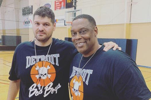 Rick Mahorn Big Man Camp Coaches